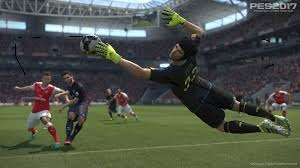 PES 2017 Game Free Download For PC Full Version