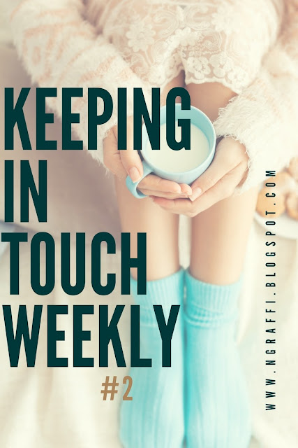 Keeping in touch weekly,
