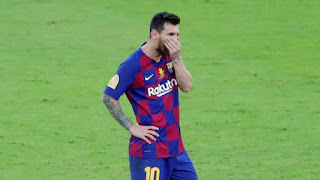 Messi: Confidence in Valverde? Yes, we're working to get better