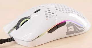 mouse gaming terbaik glorious model O