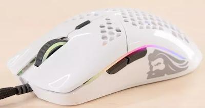 mouse gaming terbaik glorious model O