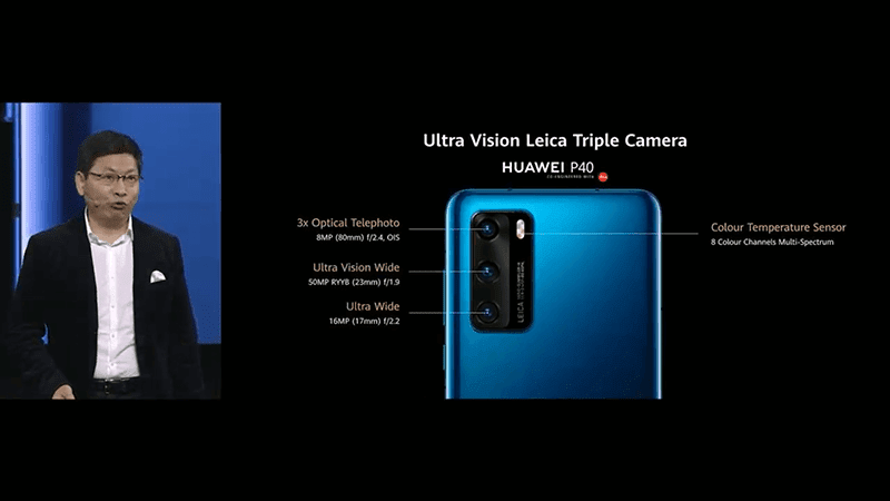Ultra Vision Leica Triple Camera