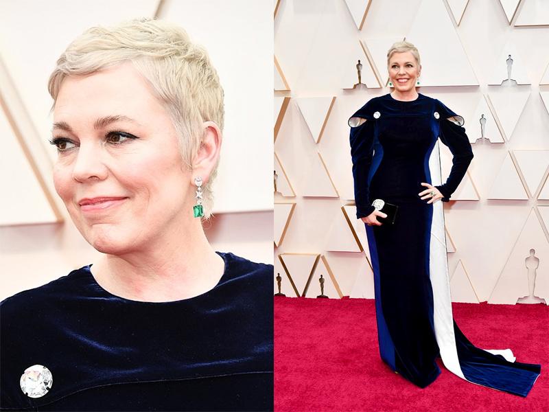 Olivia Colman The Oscars 2020