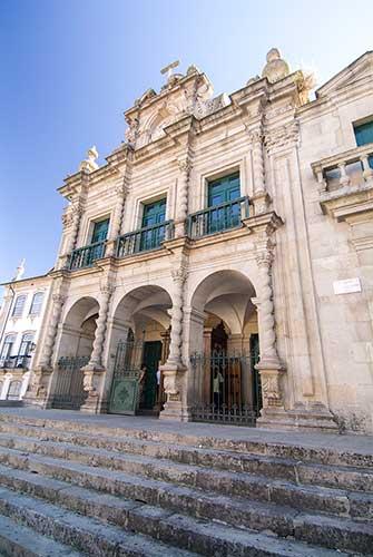 Igreja da Misericórdia de Chaves.