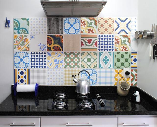 cozinha -bancada -preta