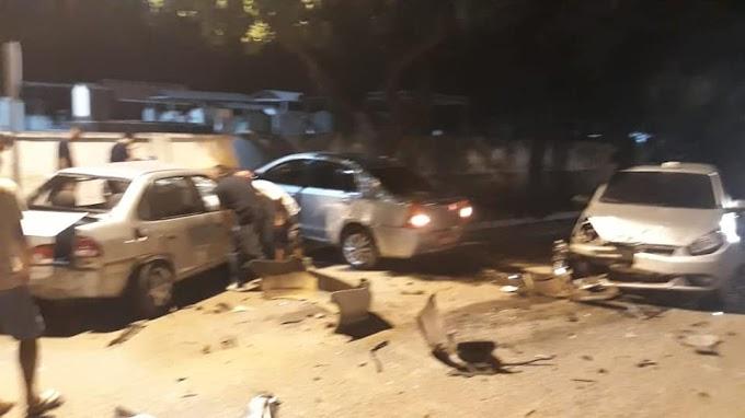Tragédia no trânsito: mais dois mortos em acidente causado por motorista bêbado