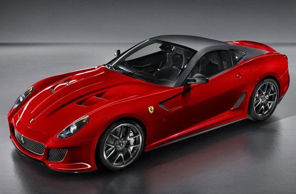 Ficha Técnica Ferrari 599 GTO (2010)