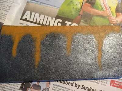Base layer of rust