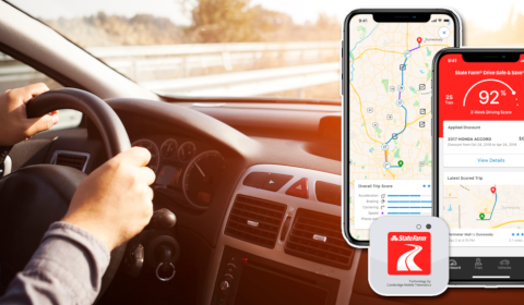 StateFarm Drive Safe & Save