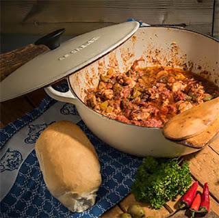 Chicken Ethiopian Stew