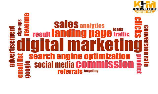 Online Marketing या Digital Marketing क्या है Earn Money Online कैंसे करें