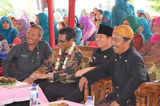 Tim Penilai Lomba Desa Kunjungi Desa Wonocoyo