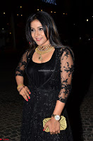 Sakshi Agarwal looks stunning in all black gown at 64th Jio Filmfare Awards South ~  Exclusive 009.JPG