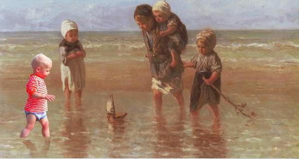 Bertiebo kinderen der zee