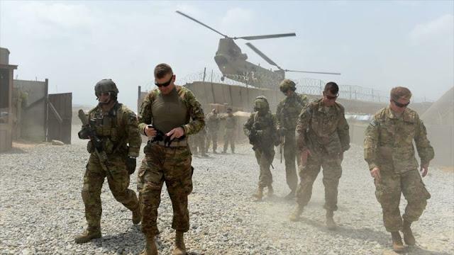 """""""EEUU planea enviar 400 soldados de infantería a Afganistán"""""""