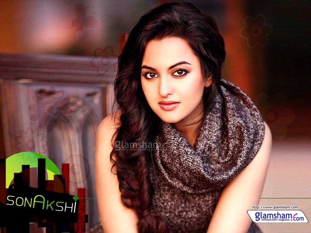 Sonakshi Sinha Hd Wallpapers: Sonakshi Sinha Wallpapers- 1