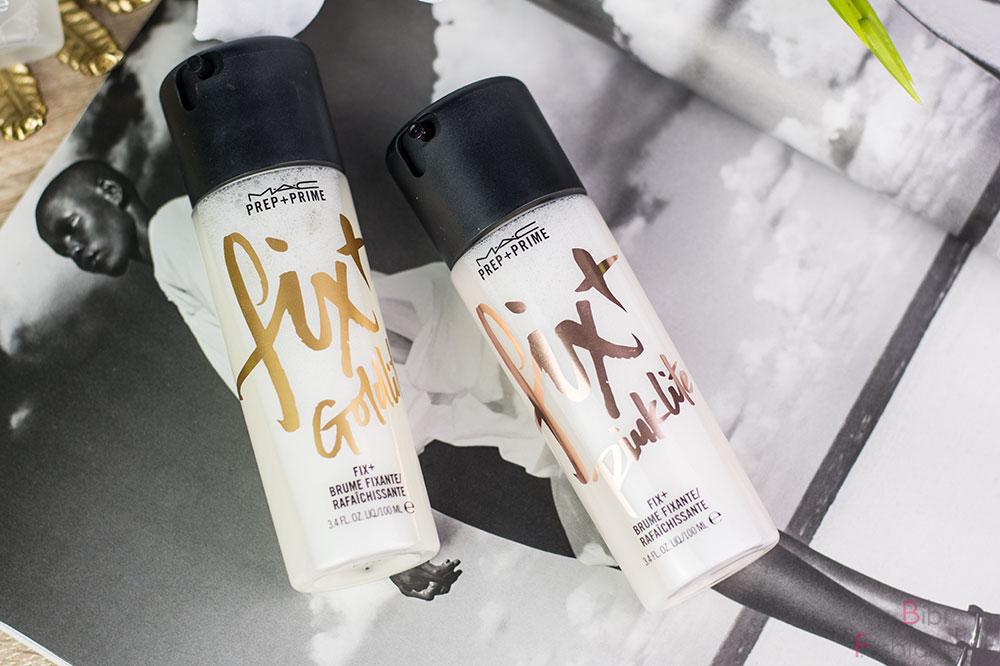MAC Cosmetics Fix+ Goldlit Pinklit liegend