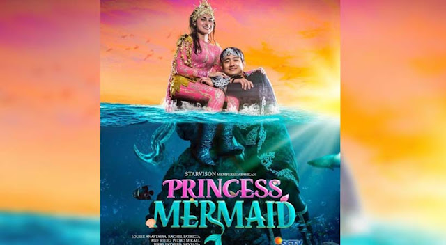 Sinopsis Princess Mermaid Jumat 3 April 2020