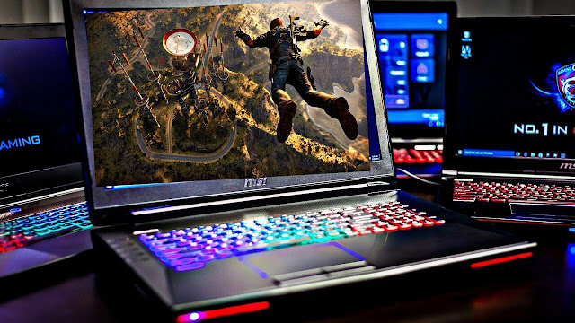 How Gaming Laptops Have Upgraded