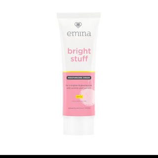 Emina Bright Stuff Moisturizing Cream 20ml With SPF 15