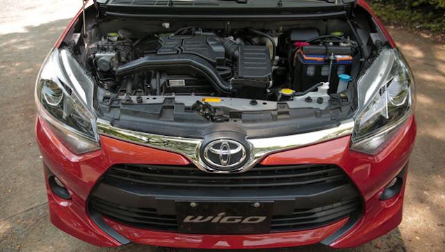 Hiện tượng gây sốt Toyota wigo 2019 ảnh 17