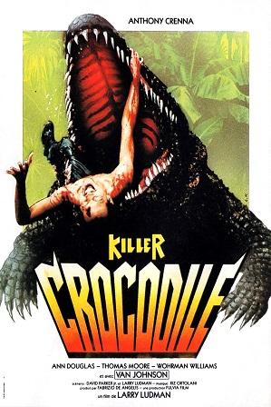 Killer Crocodile (1989) Full Hindi Dual Audio Movie Download 480p 720p Bluray