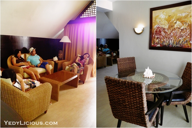 Penthouse Suite at Boracay Mandarin Island Hotel Philippines