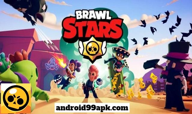 لعبة Brawl Stars v25.112 مهكرة كاملة (بحجم 165 MB) للأندرويد