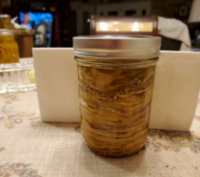 Canning and Preserving Eggplants