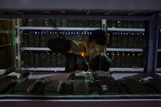 Trung Quốc tăng cường trấn áp hoạt động đào tiền mã hóa Thứ Sáu, ngày 17/09/2021 06:10 AM (GMT+7)