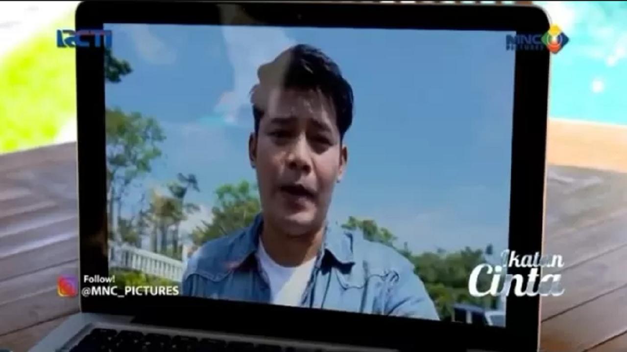 Ikatan Cinta 27 Juni 2021: Aldebaran dan Andin Syok, Vlog Roy Berisi Pengakuan Mengejutkan