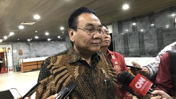 Obrolan Off The Record Disebarkan, Bambang Pacul: Saya Kecewa...