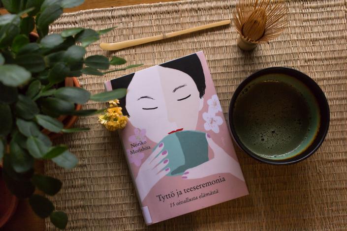 Tyttö ja teeseremonia, Noriko Morishita