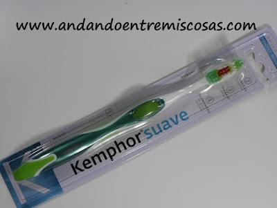 Cepillo de dientes Kemphor