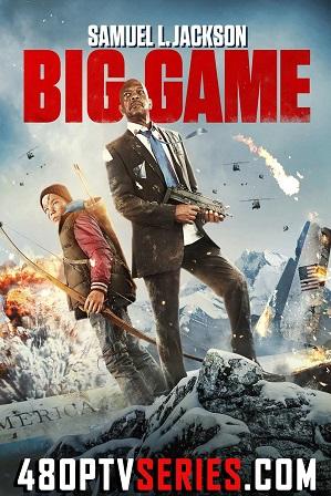 Big Game (2014) 300MB Full Hindi Dual Audio Movie Download 480p Bluray Free Watch Online Full Movie Download Worldfree4u 9xmovies