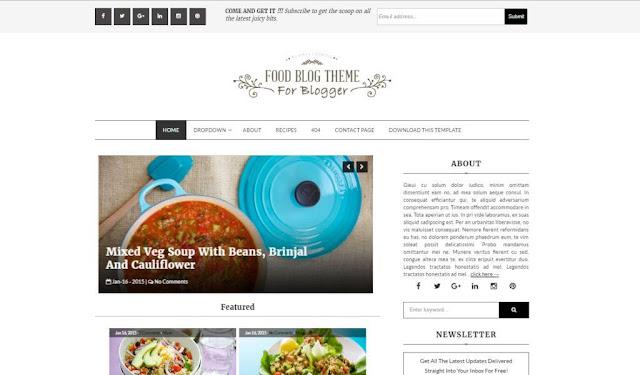 Best SEO Blogger Templates-TechEarnBlog