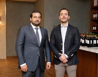 Alberto Bergés y Guillermo Turull.