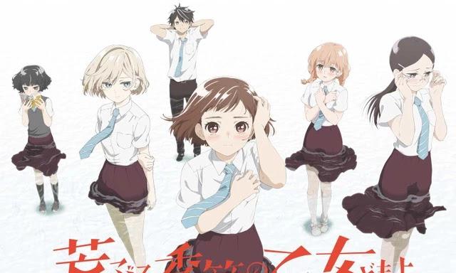 Anime Review : Araburu Kisetsu no Otome-domo yo