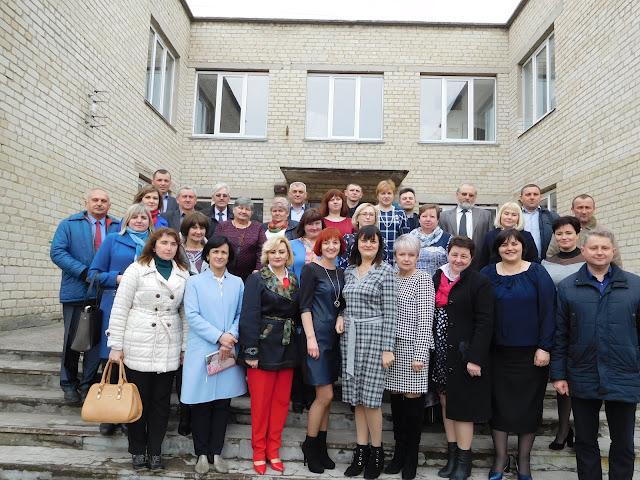 10 квітня 2019 року у місті Кременець відбувся обласний семінар для директорів гімназій, ліцеїв, колегіумів області на тему «Організація роботи учнів з різними типами обдарованості»