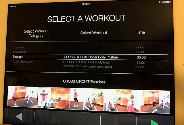 octane fitness zero runner no impact running cardio equipment App Circuit Resistance Strength Training
