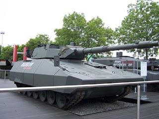 Tank Tempur Medium