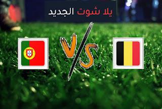 نتيجة مباراة البرتغال وبلجيكا اليوم الأحد 27-06-2021 يورو 2020