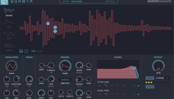 Audio Damage – Plugins Bundle VST Free Download