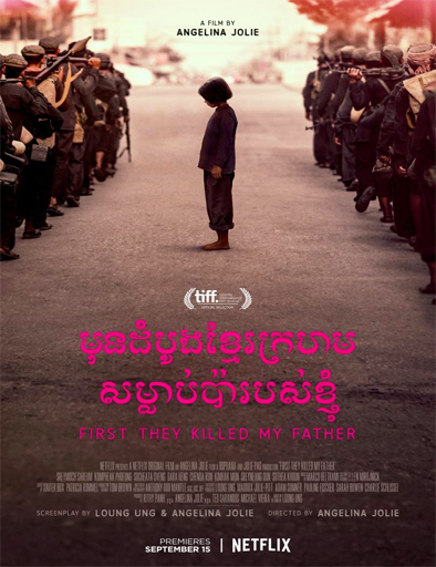 Ver First They Killed My Father (2017) Online