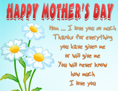 Quotes By Daughter on mother's day 2018