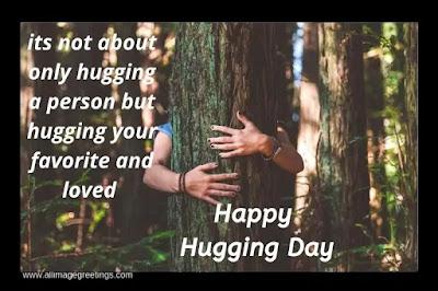 international hug day pic