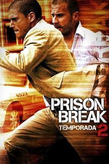 Baixar Prison Break 2ª Temporada Torrent Dublado - BDRip 720p