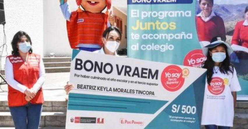 BFU - BONO FAMILIAR UNIVERSAL: El 30 de Octubre empieza pago a más de 470 mil hogares rurales