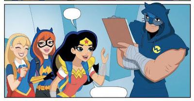 DC Superhero Girls: Crisis en los finales