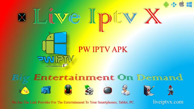PW IPTV V4.0